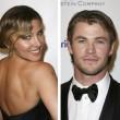 Elsa Pataky y Chris Hemsworth sorprendieron a todos anunciando que se habían casado en navidades