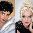 Lindsay Lohan podr&#xED;a encarnar a Elizabeth Taylor en un telefilm