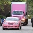 El camión de la mudanza de Paris