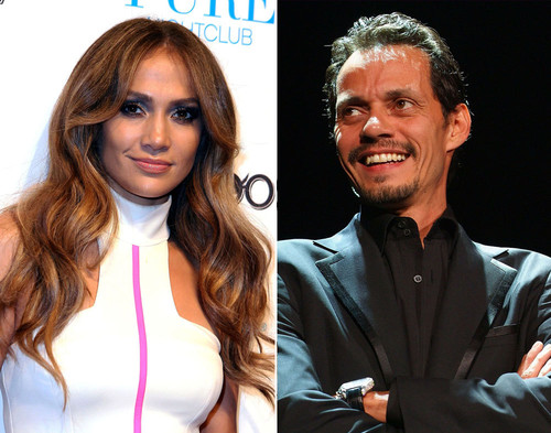 Jennifer Lopez, Marc Anthony - JLo y Marc Anthony se encontrarán en el escenario