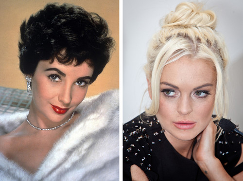 Lindsay Lohan, Elizabeth Taylor - Lindsay Lohan podr&#xED;a encarnar a Elizabeth Taylor en un telefilm